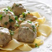 A hónap receptje: a köttbullar, azaz a svéd húsgolyók