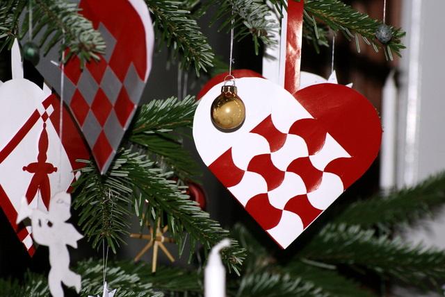 Karácsonyi szívek Dániából