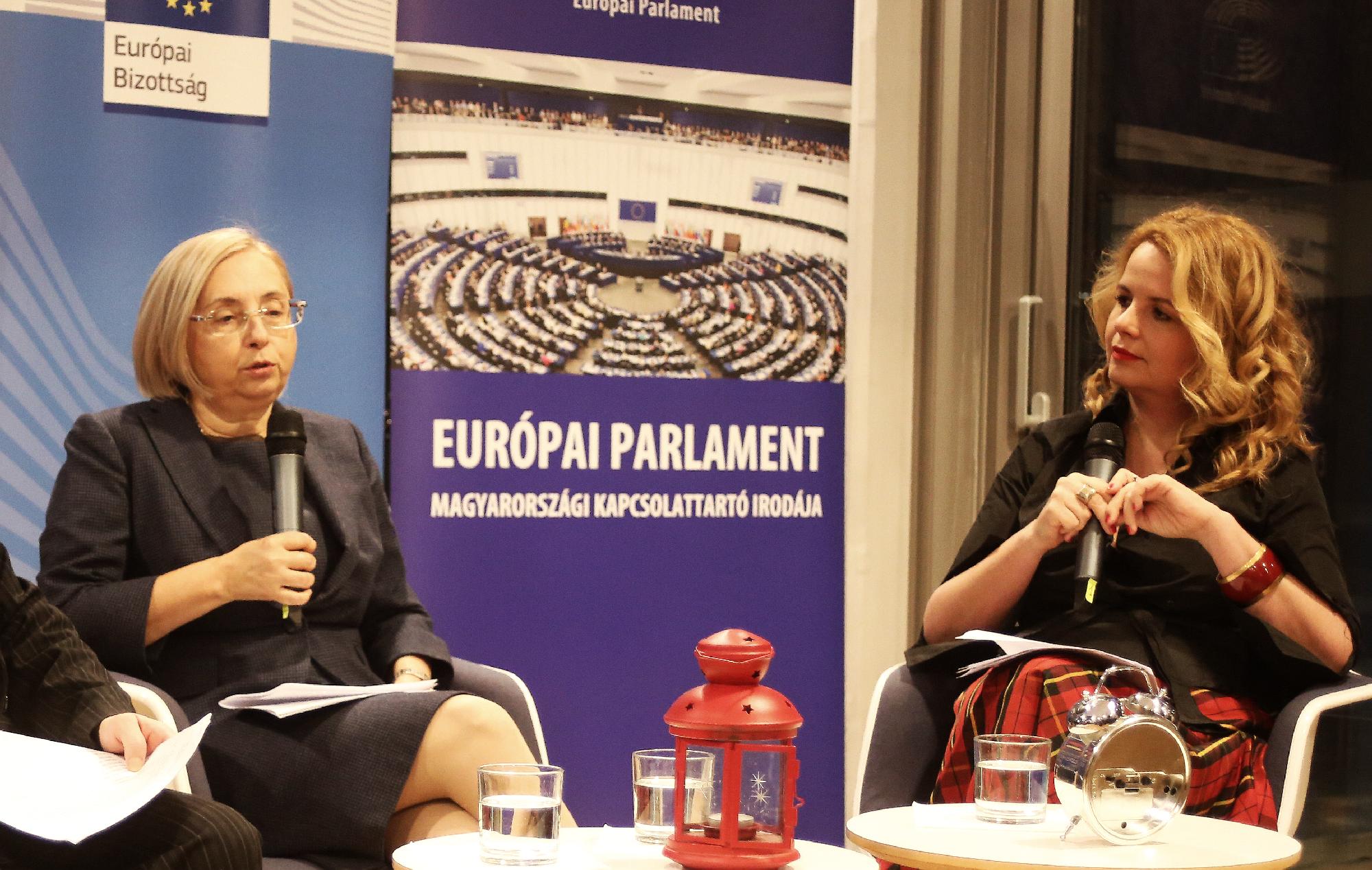 Ulyana Bogdanska, Bulgária budapesti nagykövete.
