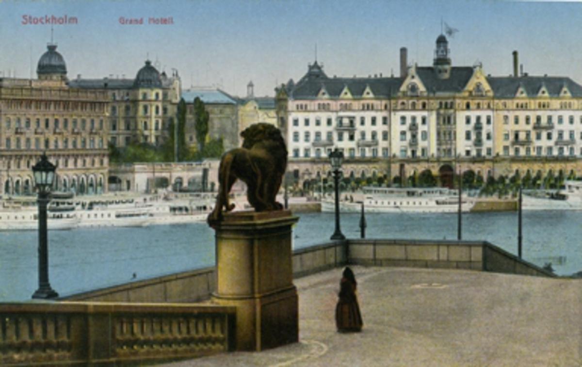 Grand Hotel, Stockholm (Sjöhistoriska Museet)