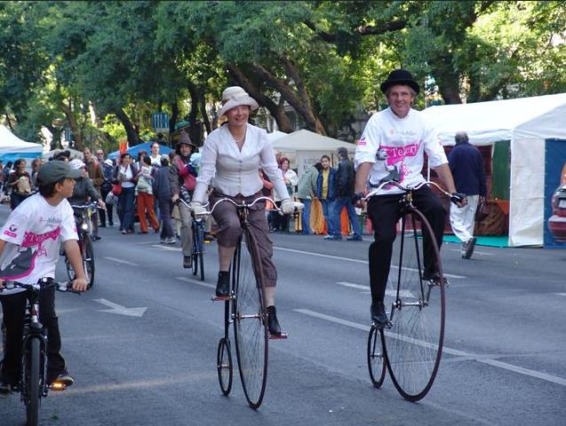 Mobilitási hét Budapesten
