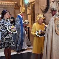 Rendhagyó a királyi család húsvétja is