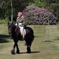 Csaknem minden nap lovagol a 94 éves királynő
