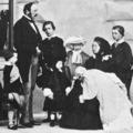 Elérhető lett Viktória királynő szívszorító, kézzel írott feljegyzése férje,Albertherceg haláláról