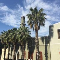 Fejkendőben látogatott Dél-Afrika legrégebbi mecsetébe Meghan