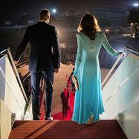 Diana inspirálta Katalin hercegnő pakisztáni ruháját