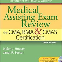 //BETTER\\ Lippincott Williams & Wilkins' Medical Assisting Exam Review For CMA, RMA & CMAS Certification (Medical Assisting Exam Review For CMA And RMA Certification). Karpin devore dolares Official viajar