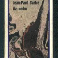 Sartre, Jean-Paul: Az undor