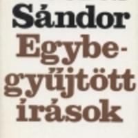 Weöres Sándor: Psyché