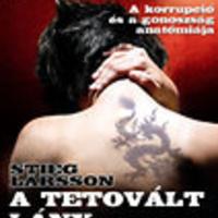 Stieg Larsson: Millennium-trilógia I-II-III.