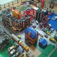 Lego city a való életben