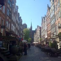 Így néz ki az Óváros. :)