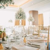 Egy gyönyörű esküvő a Marriott Hotel Budapestben