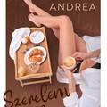 Farkas Andrea: Szerelem az étlapon
