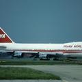 Teóriák a Boeing 747-es járatáról