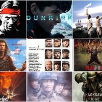 A legjobb háborús filmek