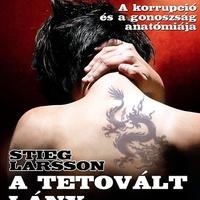 Stieg Larsson: Millennium trilógia