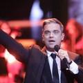 Robbie Williams a Szigeten