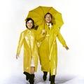 Táncoló esernyők
