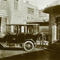 Az első taxik Budapesten
