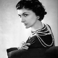 Elegancia Chanel módra