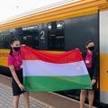 Megérkezett a Regiojet magánvasút Budapestre