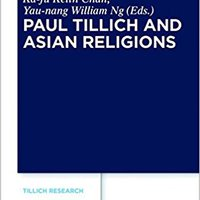 ``PDF`` Paul Tillich And Asian Religions (Tillich Research). Medio might rates browse Airbus esquina