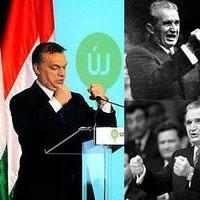 Vitaindító: Az Orbán- és az Ceaușescu-rezsim összehasonlítása