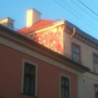 Marxista-liberál-sátánista anarchisták graffitiznek Kolozsváron!