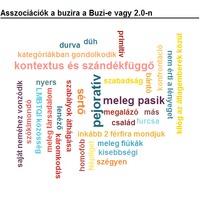 Asszociációk a Buzi-e vagy 2.0 workshopon