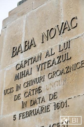 Baba Novacot 'szárnyű kínokkal ölték meg a magyarok'
