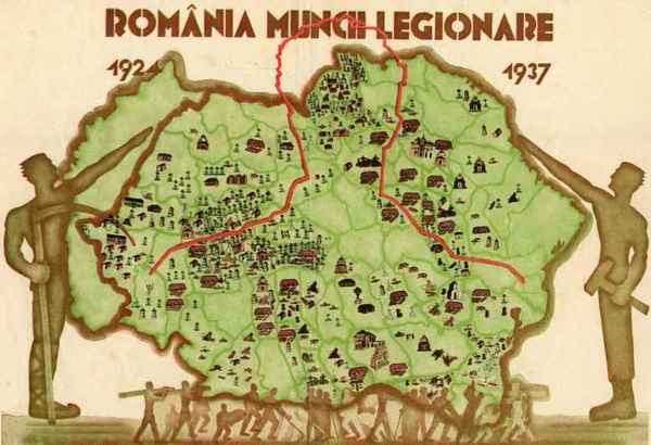 Légionárius román álmok