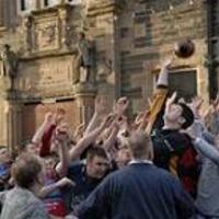 Kirkwall Ba' : A legbrutálabb sportok egyike