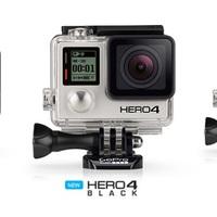 Kütyük Rovatunk: Íme a legújabb GoPro, a Hero4!