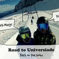 Téli Univerziádéra készül Matyi és Beni