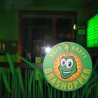 Lisztkukac-evés a berlini Grashopper étteremben