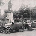 Az első magyar taxivállalat