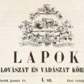 Az első magyar sportújság