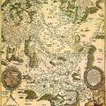 Az első magyarországi nyomtatott térkép