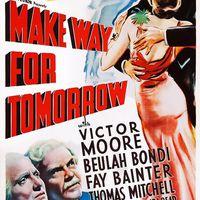 109. Adj Esélyt a Holnapnak (Make Way for Tomorrow) - 1937