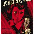 343. Szemek Arc Nélkül (Les Yeux Sans Visage) - 1959