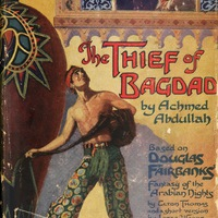 20. A Bagdadi Tolvaj (The Thief of Bagdad) - 1924
