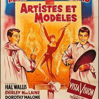 284. Művészpánik (Artists and Models) - 1955