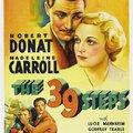 91. 39 Lépcsőfok (The 39 Steps) - 1935