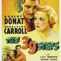 91. 39 Lépcsőfok (The 39 Steps) - 1935