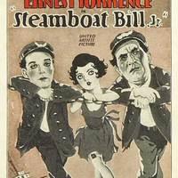 42. Az Ifjabb Gőzös (Steamboat Bill, Jr.) - 1928