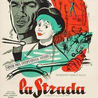 277. Országúton (La Strada) - 1954