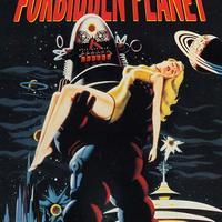 302. Tiltott Bolygó (Forbidden Planet) - 1956
