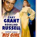 132 A Pénteki Barátnő (His Girl Friday) - 1940