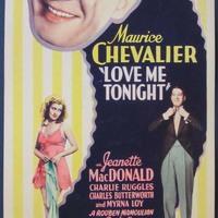 62. Szeress Ma Éjjel (Love Me Tonight) - 1932